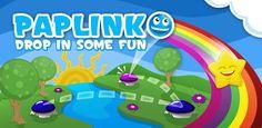 Paplinko - classic style ball drop game