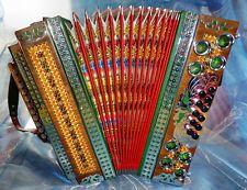 Steirische Harmonika  Alpenland, Topzustand, gebraucht, Stimmung G - C - F Button Accordion, Boxes, Entertainment, Ebay, Ideas, Music Instruments, Musical Instruments, Mood, Crates
