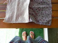 Bulbo: Clases de costura curso 2014/ 2015 Sewing Lessons, Tents