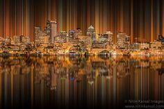 Seattle Skyscrapper Reflections by Nitin Kansal on 500px