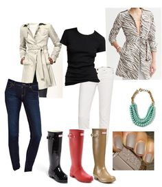 Key Transitional Pieces for Fall, outfit #4, ...