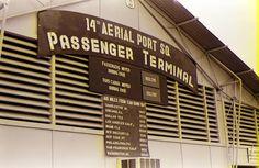 The Aerial Port Squadron 1969 Air Force Vietnam  14TH AERIAL PORT  SQ Cam Ranh Bay AB