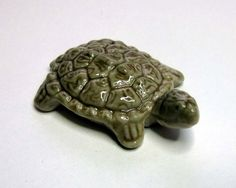 Wade Whimsies - Terrapin / Turtle - Wade Figurines, Wade Miniatures, Wade England, Red Rose Tea Figurines Red Rose Tea, 70s Toys, Terrapin, Tea Box, Glass Animals, My Childhood Memories, The Good Old Days, Vintage Love, Xmas Gifts