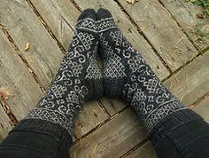 Ravelry: TiiQ's Newgrange Socks Leg Warmers, Mittens, Ravelry, Harem Pants, Daughter, Socks, Legs, Knitting, Accessories