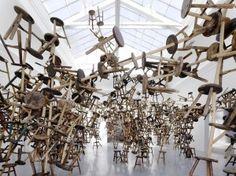 Ai Weiwei, Bang, Installationview Venice 2013