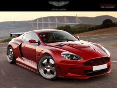 Wild Looking Aston Martin
