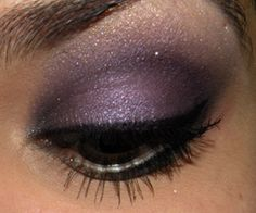 #purple #makeup