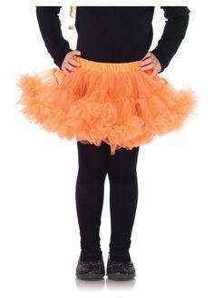 White Girls Petticoat Underskirt by Leg Avenue Childrens Fancy Dress, Fancy Dress For Kids, Halloween Costume Accessories, Halloween Costumes, Halloween Halloween, Vintage Halloween, Halloween Makeup, Girls Petticoat, Pumpkin Costume