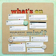 Fun re-use of social media content | by Jill @ Use Your Words