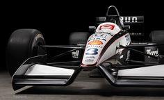 撮影個体は「Tyrrell」のロゴがサイドポンツーン前部に大きく描かれた、終盤2戦を戦った仕様。この年がラストイヤーとなったピレリタイヤの不安定さや資金難のチーム事情など、様々な面で歯車が噛み合わないシーズンとなった。