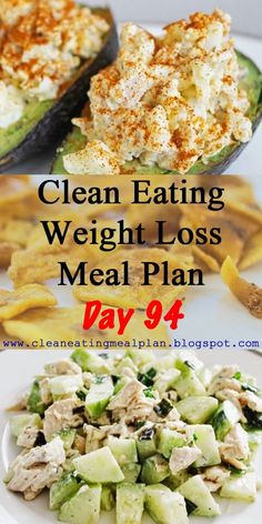 Enjoy day 94's clean eating weight loss meal plan, with easy healthy recipes and meal ideas for healthy weight loss help. #cleaneating #weightlosshelp #healthyeating