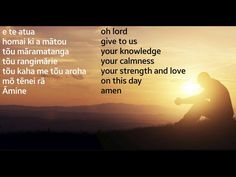 Karakia Timatanga - a prayer to start the day. Growth Mindset Lessons, Waitangi Day, Maori Words, Maori Symbols, Maori Designs, Tools For Teaching, Teaching Quotes, Matou, Bible Prayers