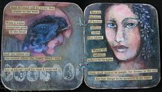 Colors  A poem by Earle Liederman Verse 7 & 8