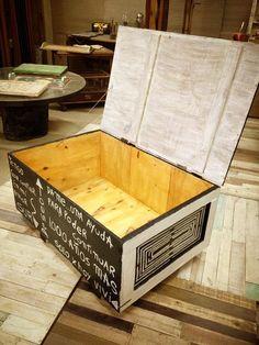 Gran cajón para guardar 100% reutilizado: