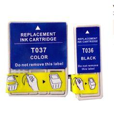 $9.01 (Buy here: https://alitems.com/g/1e8d114494ebda23ff8b16525dc3e8/?i=5&ulp=https%3A%2F%2Fwww.aliexpress.com%2Fitem%2F2-Pcs-Black-And-Color-For-Epson-T036-T037-Printer-Ink-Cartridge-For-Stylus-C42UX-C44UX%2F32562134840.html ) 2 Pcs Black And Color For Epson T036 T037 Printer  Ink Cartridge For Stylus C42UX C44UX C46 Ink jet Printer Free Shipping for just $9.01