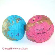 Paper Globus http://shop.nauli.de