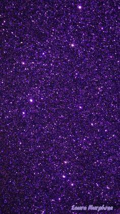 Purple glitter wallpaper by 3000crystalKat2019 - d093 - Free on ZEDGE™