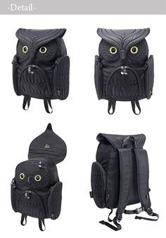 OWL Classic Bag Pack