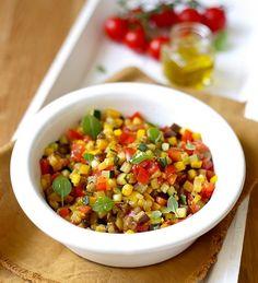 Salade de ratatouille