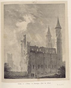 Ruines de l'Abbaye,
