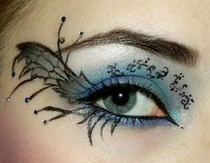 Faerie Makeup eye