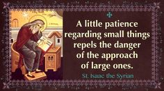 St. Isaac the Syrian