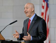 Pete Ricketts and the Nebraska Death Penalty (The Atlantic): After his state abolishes the death penalty, Governor Pete Ricketts vows to apply it to the ten inmates still on death row.