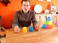 """Cup rhythm to the cajon arrangement """"LüneBeat Groove it!"""" the music workshop … - Kinderspiele Genre Posters, Bachata Dance, Fake Relationship, Music Lessons For Kids, Elementary Music, Teaching Music, Music Education, Activities For Kids, Workshop"""