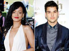 Rihanna & Rob Kardashian  www.thefirst10minutes.com