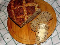 """""""Co w kredensie piszczy"""": Domowy chleb z garnka Banana Bread, French Toast, Breakfast, Morning Coffee"""