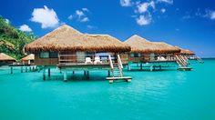 Huahine Te Tiare Beach Resort, Huahine, French Polynesia #luxurylink