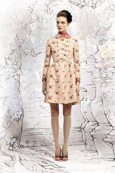 ..red valentino fall 2012..
