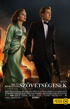 Watch the new trailer for starring Brad Pitt and Marion Cotillard. Coming to theatres November ALLIED is the story of intelligence officer. Forrest Gump, Brad Pitt, Streaming Vf, Streaming Movies, Tv Series Online, Movies Online, Casablanca, Marion Cotillard Allied, Imitation Game