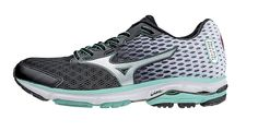 The Mizuno Wave Rider 18 ($120) is the newest version of the stable, lightweight Wave Rider family.