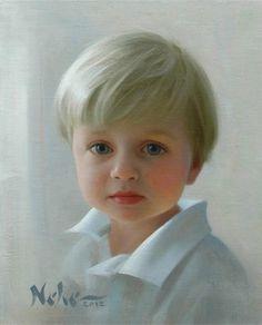 Children in Art - Mia Feigelson's FB Gallery