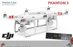 DJI Phantom 3 duo is expensive but it comes unaveliable experience!