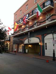 One of my favorite hotels to stay in NOLA! Places Ive Been, Places To Go, New Orleans Hotels, Travel Agency, Vacation Spots, Spring Break, Louisiana, Ohio, Alternative