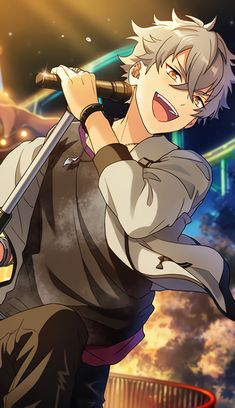 Mika Kagehira, Anime Traps, Star Character, Cute Anime Guys, Ensemble Stars, Character Design References, Anime Outfits, Manga Art, Anime Characters