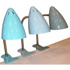 Lampe Clip Turquoise Waterquest - Lili's