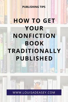So if you've written a non-fiction manuscript, which could be a memoir, a self-help, a how-to, a business book, and you want to get traditionally published, read on for what to do. #pubtip #writingtips #books #bibliophile #writingprompts #authorquote #journalprompts #creativewriting #writinginspiration #qotd #editingtips #querytip #firstdraft