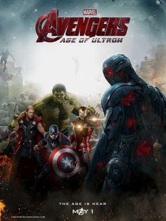 #Avengers #Fan #Art. (AVENGERS: AGE OF ULTRON POSTER) (THE * 5 * STÅR * ÅWARD * OF: * AW YEAH, IT'S MAJOR ÅWESOMENESS!!!™)[THANK U 4 PINNING!!!<·><]<©>ÅÅÅ+(OB4E)   https://s-media-cache-ak0.pinimg.com/564x/2e/59/1f/2e591f9020f452788168810ca5cd27a9.jpg