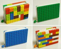 Lego coin purse
