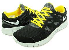 "Nike Free Run+ 2 ""LIVESTRONG"""