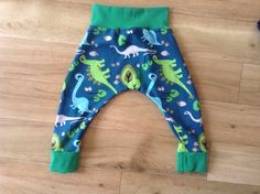 Dinasour Harems 0-3 months to 2-3 yrs by Islaboohandmade on Etsy