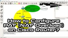 How to Configure PAT on Cisco Router Step by Step | Cisco Router ✅     how to configure pat on cisco router step by step,   how to configure pat on cisco router commands,   how to enable pat on cisco router,   how to configure nat pat on cisco router,   how to configure static pat on cisco router,   how to configure pat on cisco router,   how to configure pat on cisco router step by step,   how to configure pat on a cisco router,   how to configure nat and pat on a cisco router,