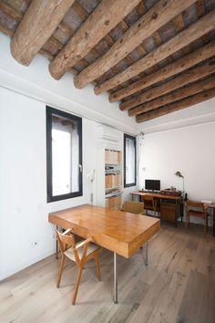 Galería - Rehabilitación integral Edificio unifamiliar / Lluís Corbella + Marc Mazeres - 4