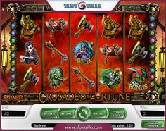 Prepare to embark on medieval fantasy quest. Play Crusade of Fortune free slot by NetEnt at slotozilla.com