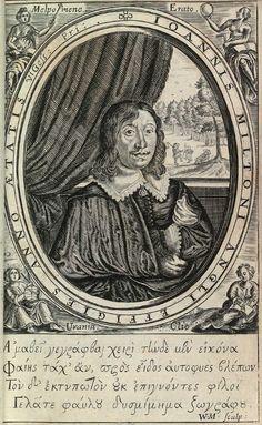 John Milton, from Poems of Mr John Milton, Both English and Latin, 1645.