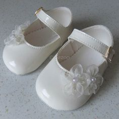 e224869d5933 Sazoo Baby Girls Special Occasion Christening Shoes Booties Derby England  Midlands UK walker soft sole Baptism Naming Day white ivory cream pink  black early ...