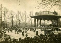 gülhane parkı 1920 ler